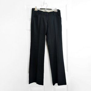 "Theory Wool Dress Pants Sz 2 / 28"" Black"